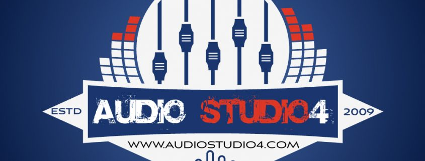 Audio Studio 4 Logo - Tim Lord