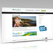 Coastal Trail Cycle Hire Newquay Cornwall